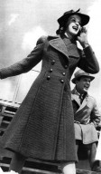 Miss America Polo Coat