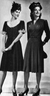 Rayon Crepe Romaine Dresses