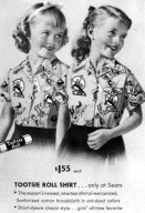 Tootsie Roll Shirt