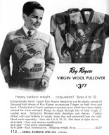 Roy Rogers Pullover