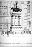 Project for a Monument and Emperor Franz Joseph City Museum