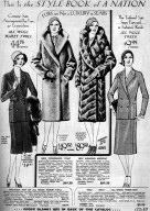 Women's Suits and Furs