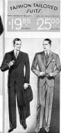 Fashion Tailored Suits