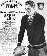 Wool Shaker Knit Sweater
