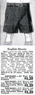 English Shorts