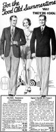 Sports Coats and Trousers
