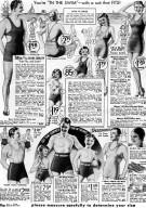 Men's, Women's, and Children's Swimming Suits