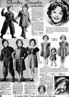 Shirley Temple Fashions