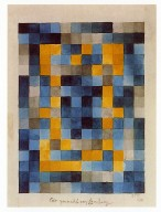 Design for a Rug for Walter Gropius's Director's Office