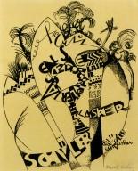 First Bauhaus Evening with a Reading by Else Lasker-Sch¿ler