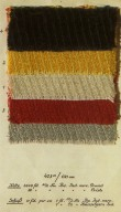Fabric Samples for the Bauhaus Sample Book