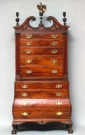Chippendale Chest-on-Chest