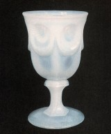 Early Geometric-Style Pressed Goblet