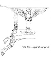 Paw Feet