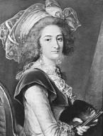 Self Portrait of Adelaide Labille-Guiard