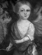 Portrait of Henry Moore as a Child