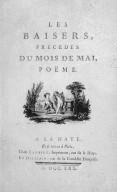 Des Baisers by Claude Joseph Dorat