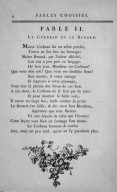 Fables Choisies Mises en Vers by Jean de la Fontaine