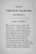 Bucolica, Georgica, et Aeneis by Virgil
