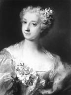 Portrait of Anna Amalia Giuseppa d'Este