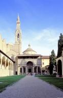 Pazzi Chapel Portico