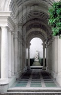 Palazzo Spada: False Perspective Colonnade