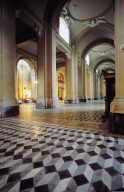 Lateran Basilica: Aisles and Tombs