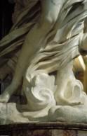 Angels in Sant'Andrea delle Fratte