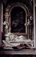 Death of the Blessed Ludovica Albertoni