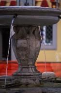 Fountain at Castel Gandolfo