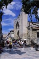 Aigues-Mortes: Topographic Views