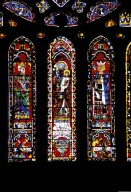 Chartres Cathedral; Stained Glass