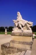 Ch¿teau de Chantilly: Gardens