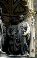 Orsanmichele: Niche of Four Crowned Saints