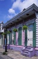 Shotgun Houses: Topographic Views