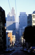 Streets of San Francisco: Topographic Views