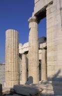 Athens Acropolis: Beul¿ Gate, Nike and Propylaeum