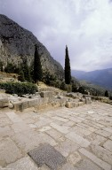 Delphi: Sacred Way