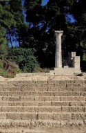Olympia: Terrace of the Treasuries