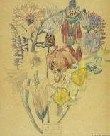 Howarth Collection: Mackintosh Watercolors and Flower Studies