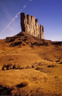 Monument Valley: Topographic Views