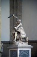 Hercules Slaying a Centaur