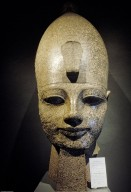 Colossal Head of Amenhotep III