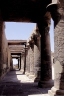 Colonnade Approach to Temple of Isis