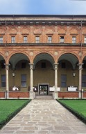 Cloister, Sant'Ambrogio