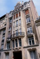 Apartment Building, rue Henri-Heine