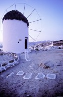 Mykonos; Topographic Views