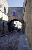 Street of the Knights