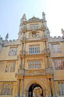 Bodleian Library; Schools Quadrangle