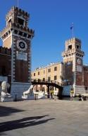 Venetian Arsenal Land-gate